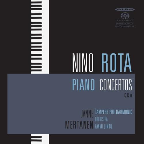 Nino Rota: Pianokonsertot C & e