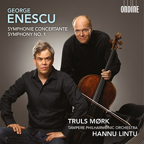 George Enescu: Symphonie Concertante for Cello and Orchestra Symphony No. 1