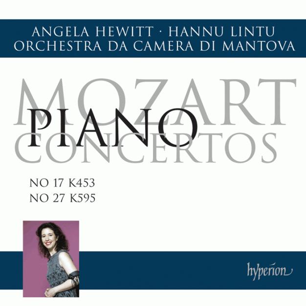 Wolfgang Amadeus Mozart: Piano Concertos Nos 17 & 27