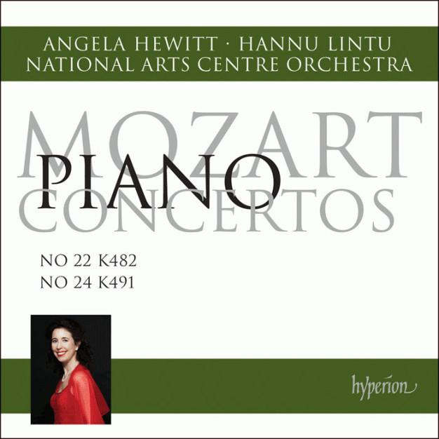 Wolfgang Amadeus Mozart: Piano Concertos Nos 22 & 24