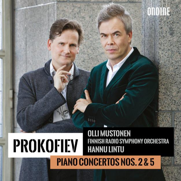 Sergei Prokofiev: Piano Concertos Nos. 2 & 5