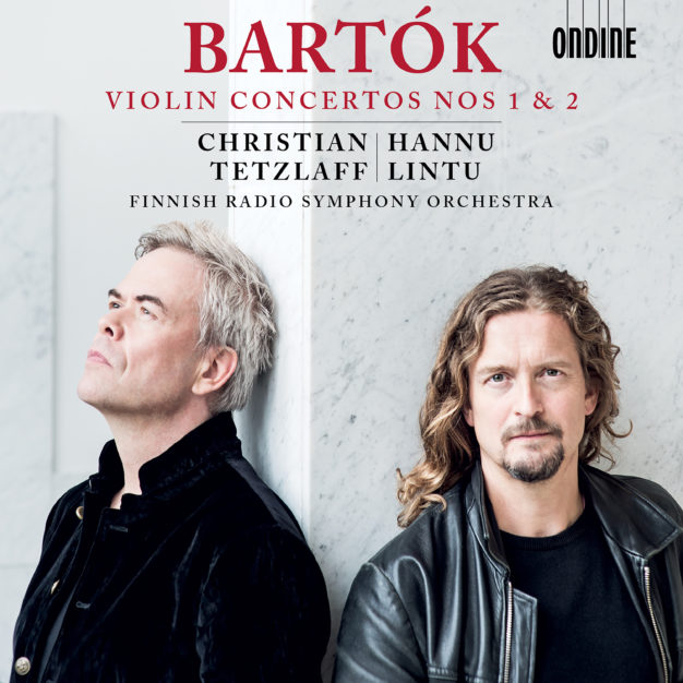 Béla Bartók: Violin Concertos Nos. 1 & 2
