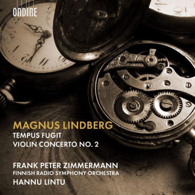 Magnus Lindberg: Tempus fugit, Violin Concerto No. 2
