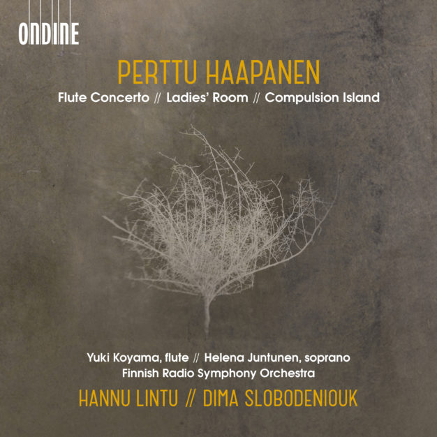 Haapanen: Flute Concerto, Ladies' Room, Compulsion Island